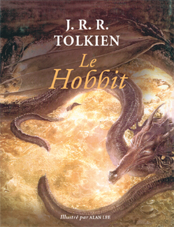 Couverture le Hobbit